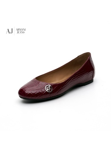 Armani Ayakkabı Bordo